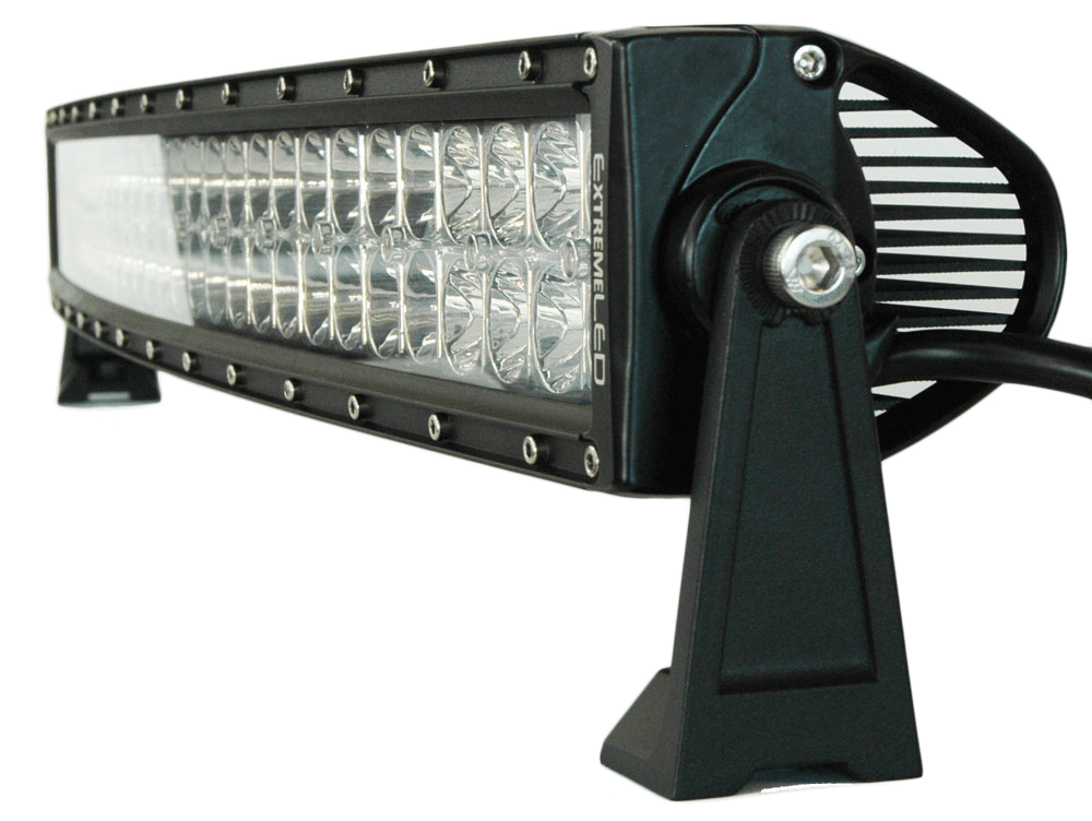 "Extreme Series 5D 30"" Curved CREE LED Light Bar - 21,600 Lumens - Combo Beam"
