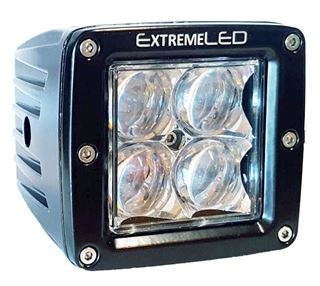 "Extreme Series 5D 3"" CREE LED Light Pod - 1,600 Lumens - Spot Beam"