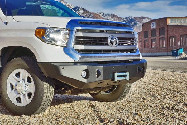 Expedition One Range Max Base Model Front Bumper 2014+