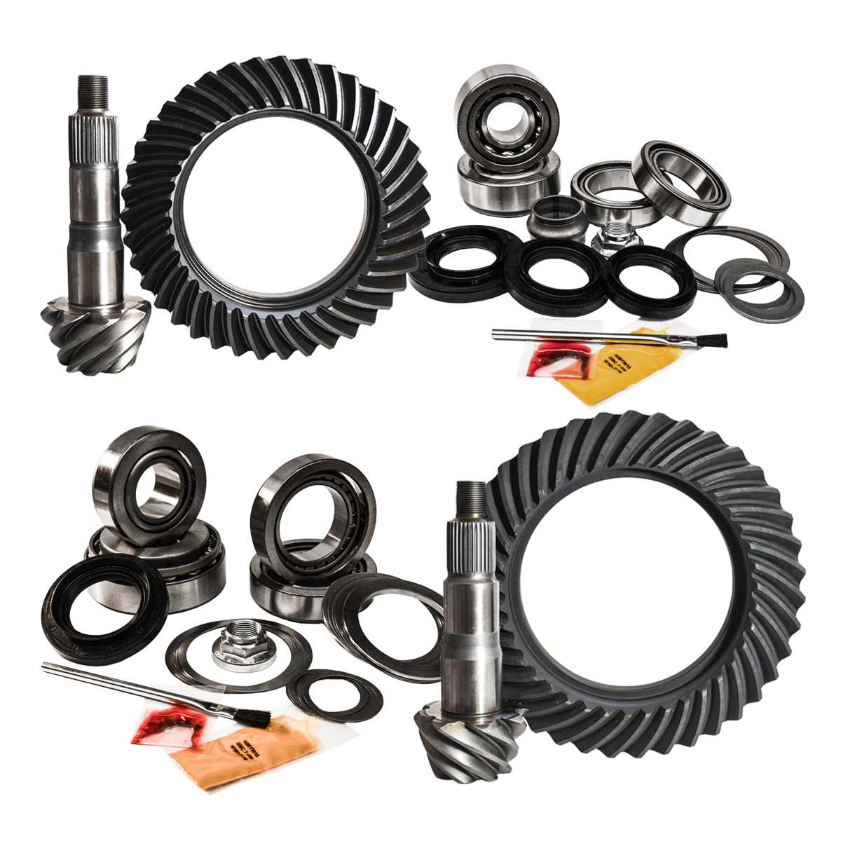 2007 & Newer Toyota Tundra 5.7L, 4.88, Nitro Gear Package Kit
