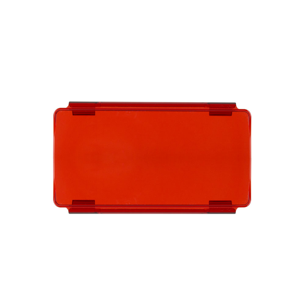 RED LENS 1 FOR DR/SR BARS
