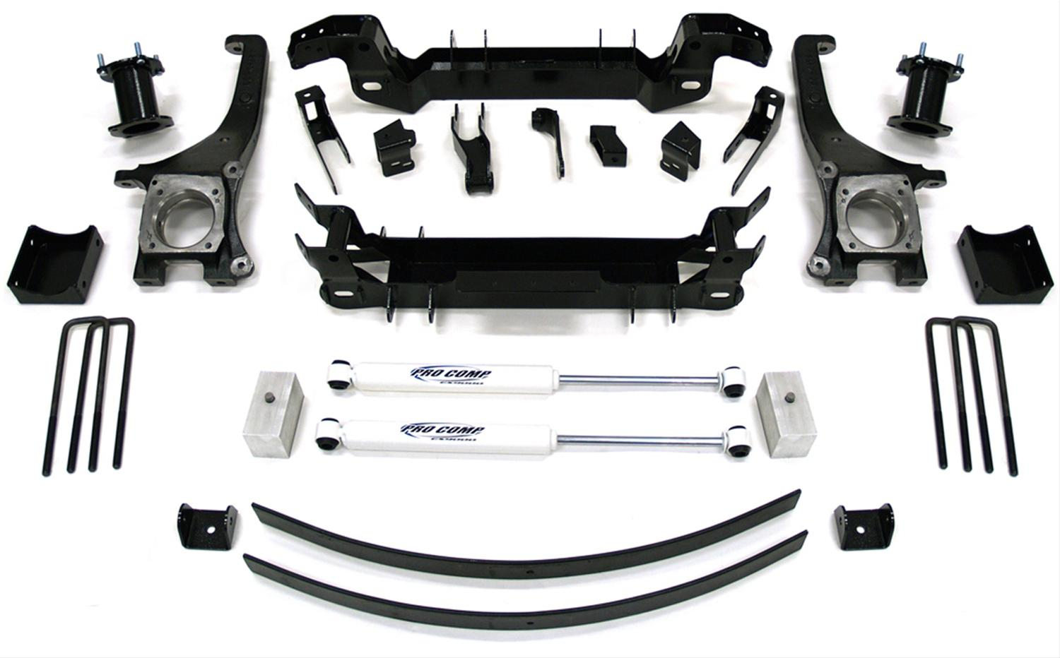 Pro Comp 4 Inch Lift Kit With ES9000 Shocks