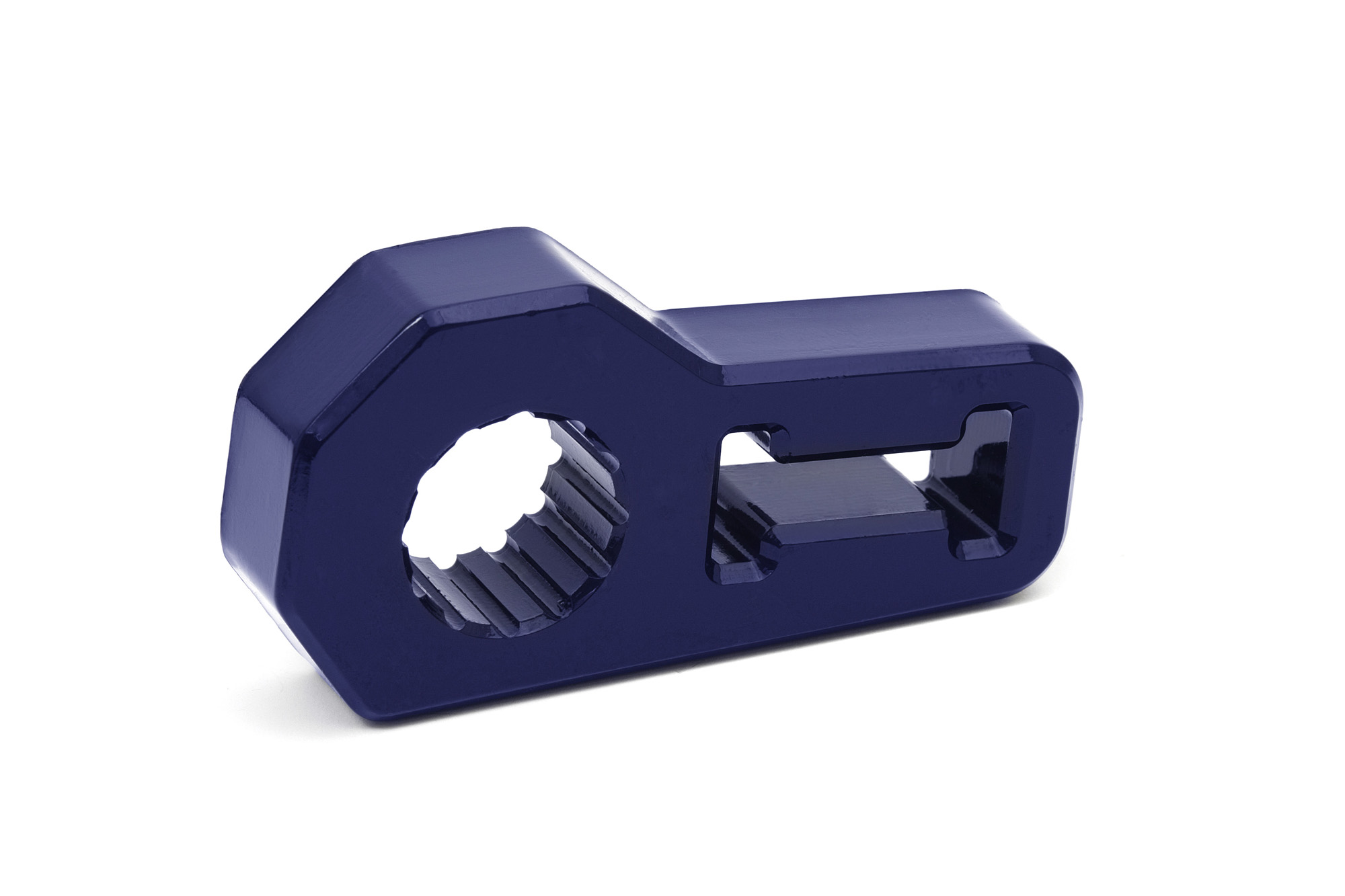 Jack Handle Isolator by Daystar - BLUE