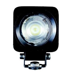 "Lifetime LED Lights 2.5"" Square 10W"