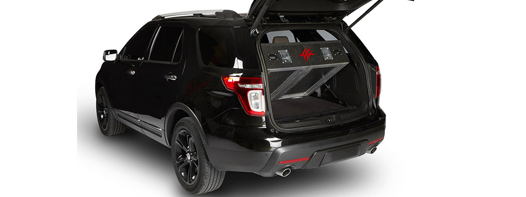 Cargo Ease Mighty Standard Locker 2500 Lb Capacity 2 Drawer 07-16 Toyota Tundra Crew Max