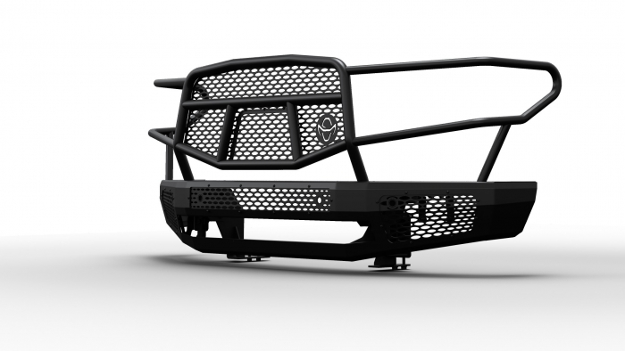 Ranch Hand Midnight Series Front Bumper 2014+