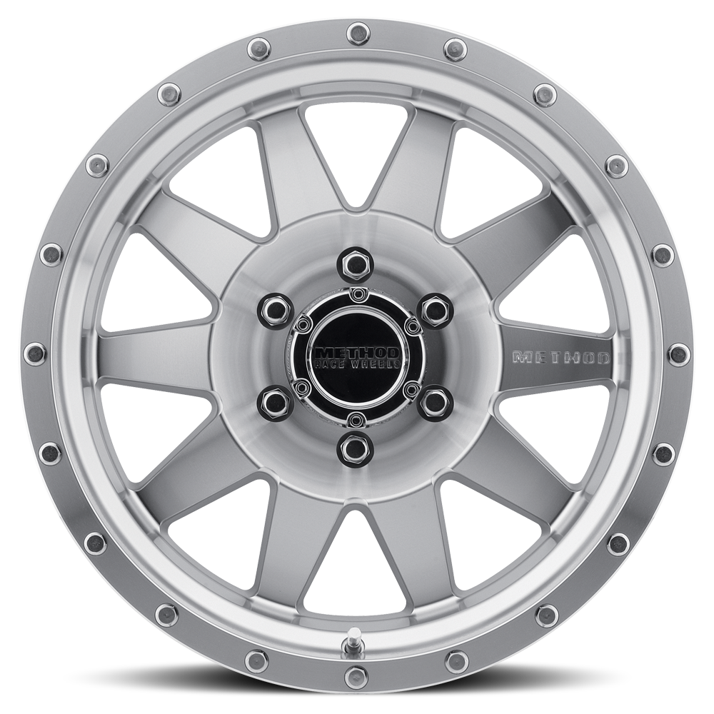 Method 301 The Standard Machined 18x9 - Discontinued