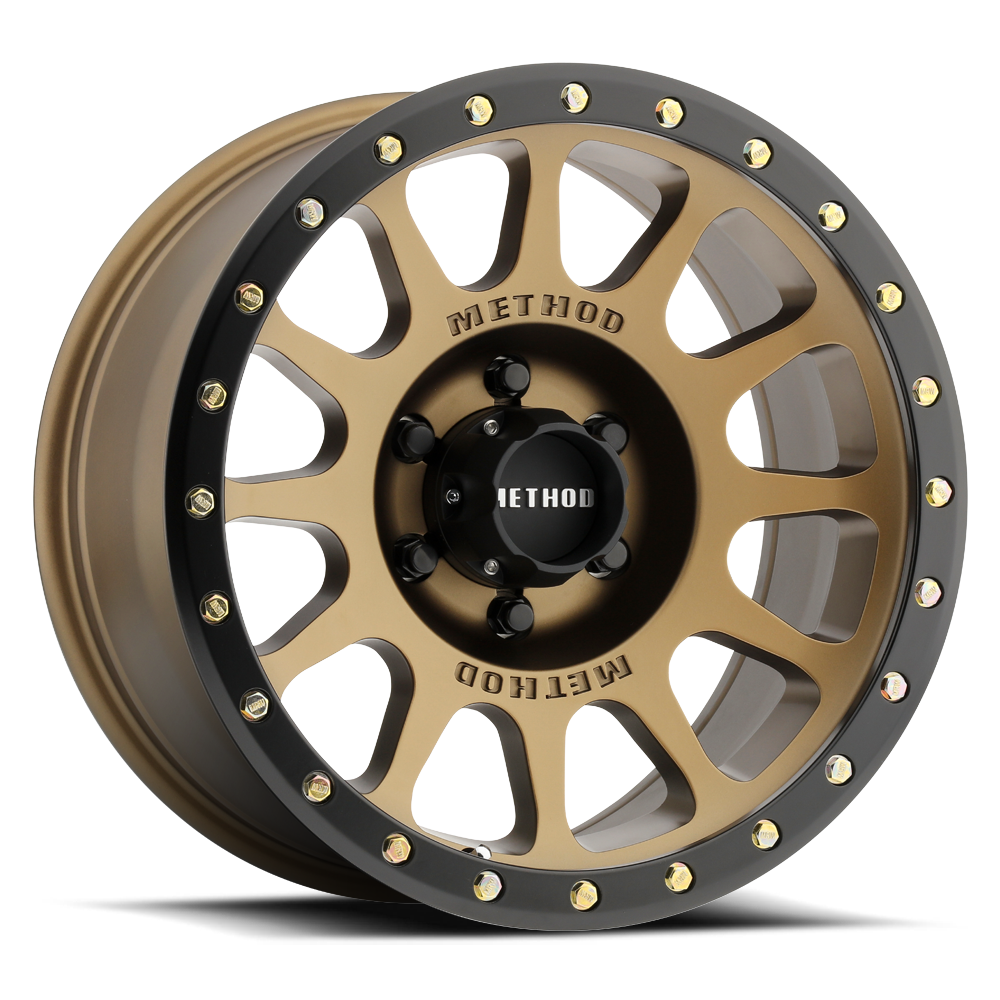 Method 305 NV Bronze 17x8.5