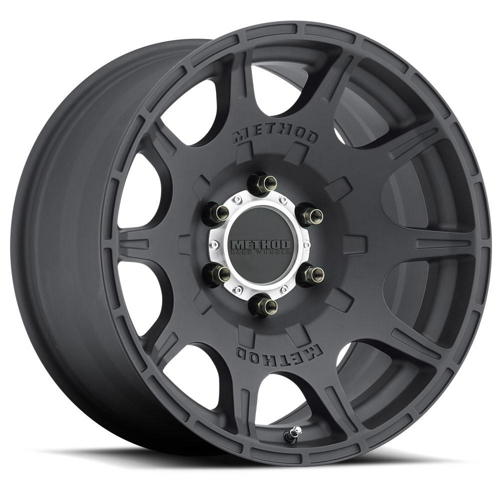 Method 308 | Roost | Matte Black 18x9