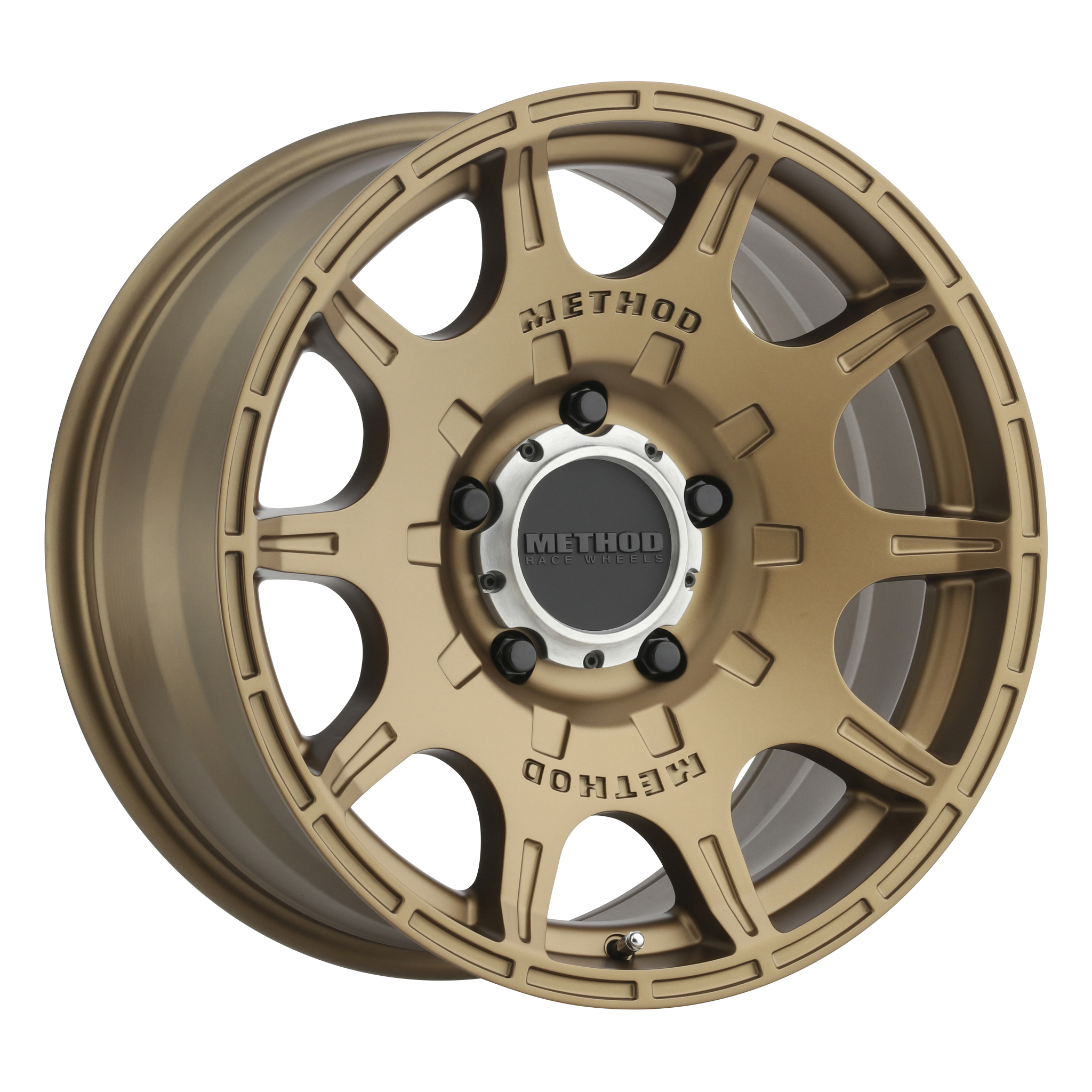 Method 308 Roost, 18x9, +18mm Offset, 5x150, 110.5mm Centerbore, Method Bronze