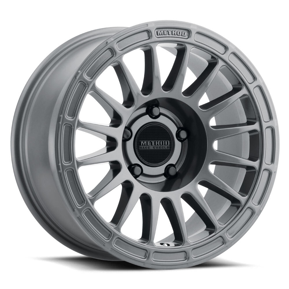 Method 314, 18x9, +18mm Offset, 5x150, 110.5mm Centerbore, Gloss Titanium