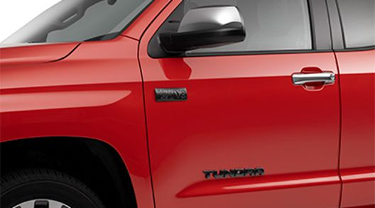 Tundra Blackout Emblem Overlays (PT948-34181-02)