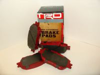 TRD Brake Pad Kit Performance Rear