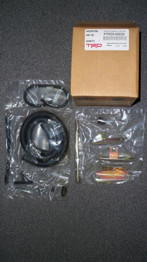 Supercharger Service Parts 3.4L Install Kit
