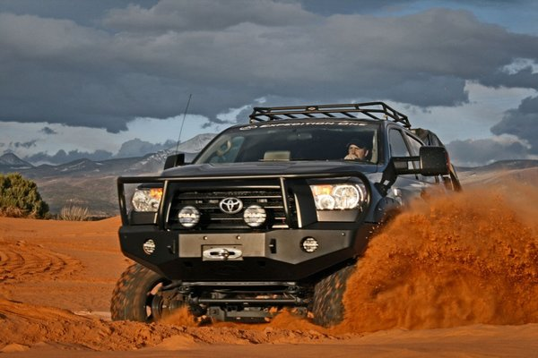 Expedition One Range Max Bull Bar Front Bumper 07-13