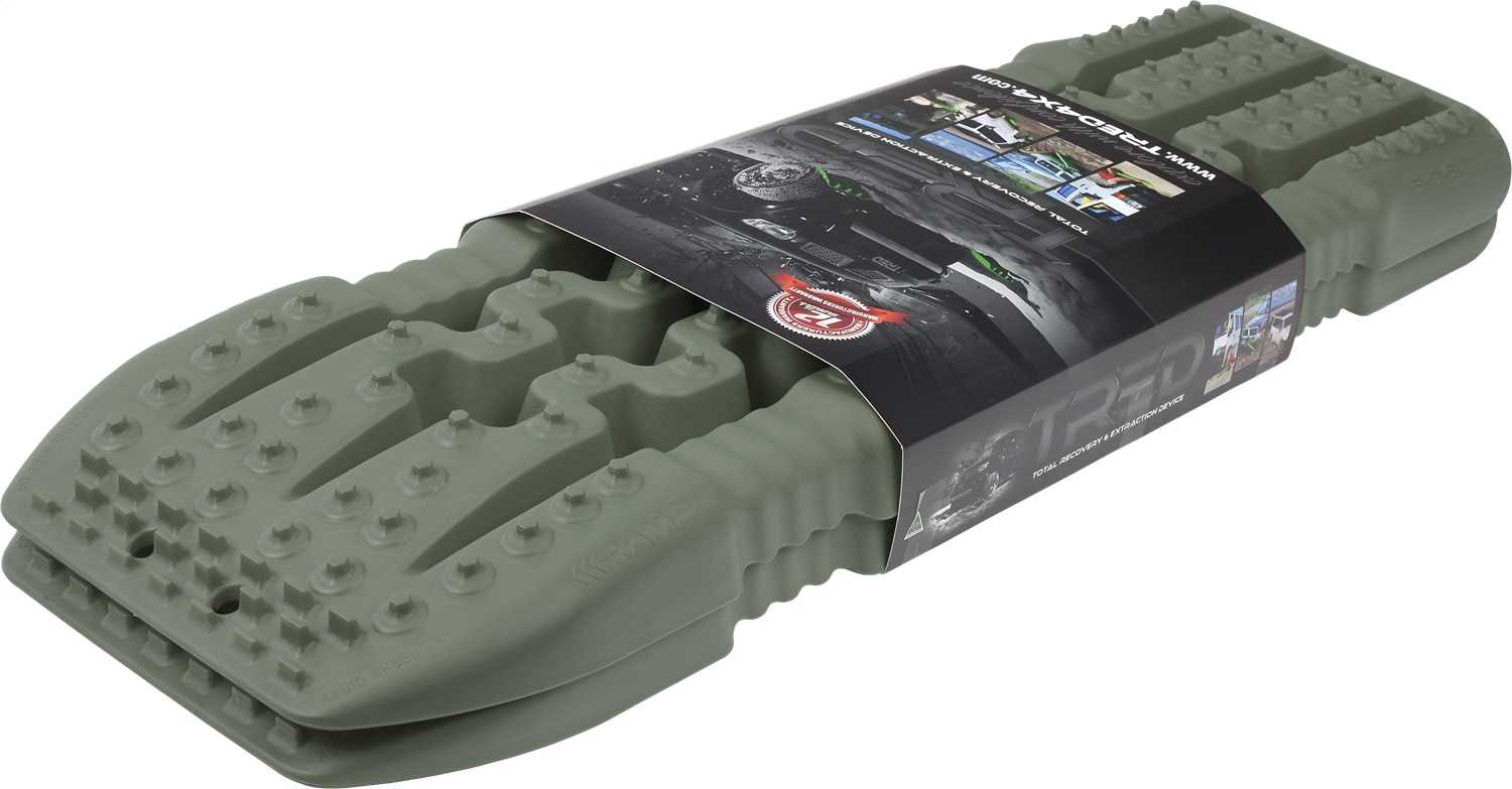 ARB TRED 1100 MILITARY GREEN