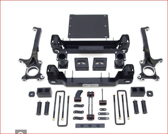Readylift 6'' LIFT KIT - 2007+