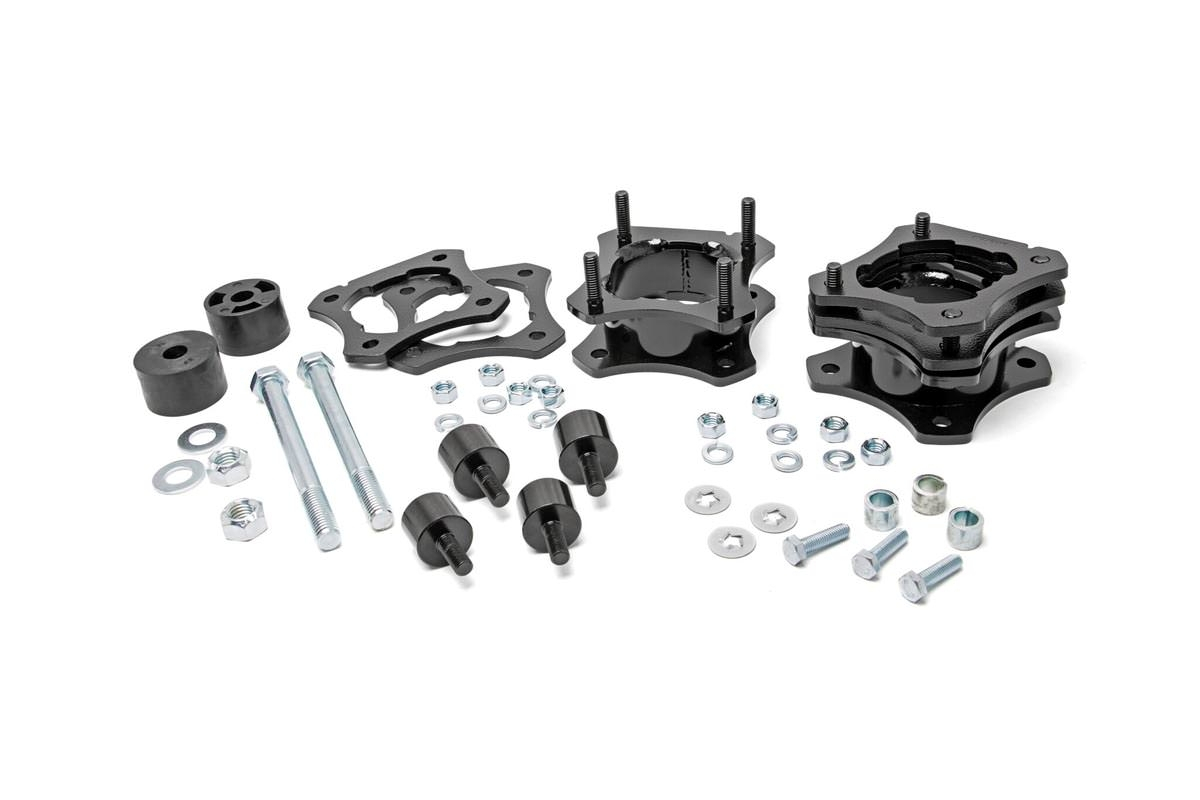 Rough Country 2.5-3 in. Toyota Leveling Lift Kit (07-20 Tundra 2WD/4WD)