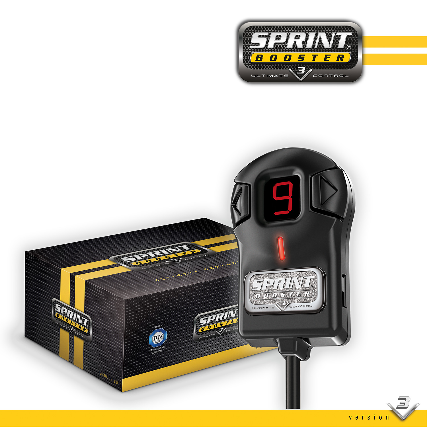 Sprint Booster Select V3 2007+ Tundra - Free Shipping