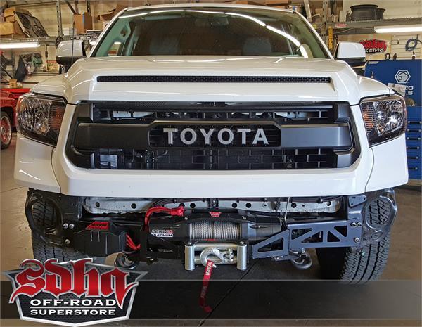 Off Road Bumpers F150 >> SDHQ 2010+ Tundra Hidden Winch Mount [SDHQ-53-1650-G3] - $529.00 : Toyota Tundra Accessories ...