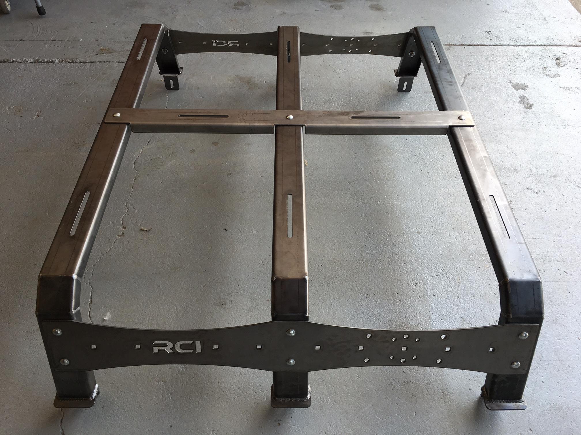Rci 07 19 Tundra Bed Rack Unibedrack 12in 6ft 749 99