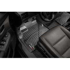 Toyota Tundra Front Rubber Mats Black