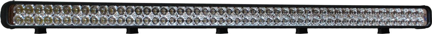 "52"" XMITTER LED BAR BLACK 100 3W LED'S EURO"