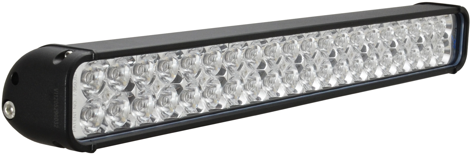 "22"" XMITTER LED BAR BLACK 40 3W LED'S EURO"