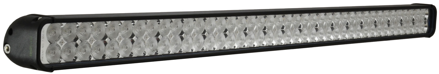 "42"" XMITTER LED BAR BLACK 80 3W LED'S FLOOD"