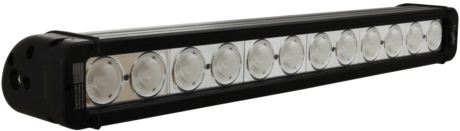 "20"" EVO PRIME LED BAR BLACK 12 10W LED'S WIDE"