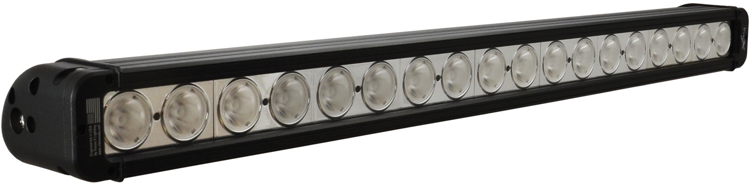 "30"" EVO PRIME LED BAR BLACK 18 10W LED'S NARROW"
