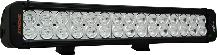 "18"" Xmitter Prime Xtreme LED Bar Black Thirty 5-Watt LED's 10 De"