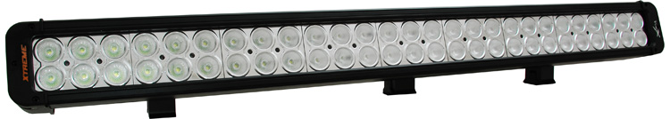 "30"" Xmitter Prime Xtreme LED Bar Black Fifty Four 5-Watt LED's 1"