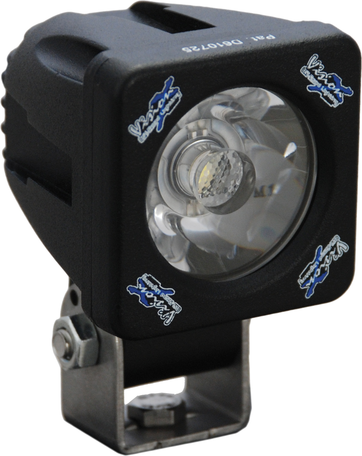 "Vision X 2"" SOLSTICE SOLO BLACK 10W LED 10° NARROW"