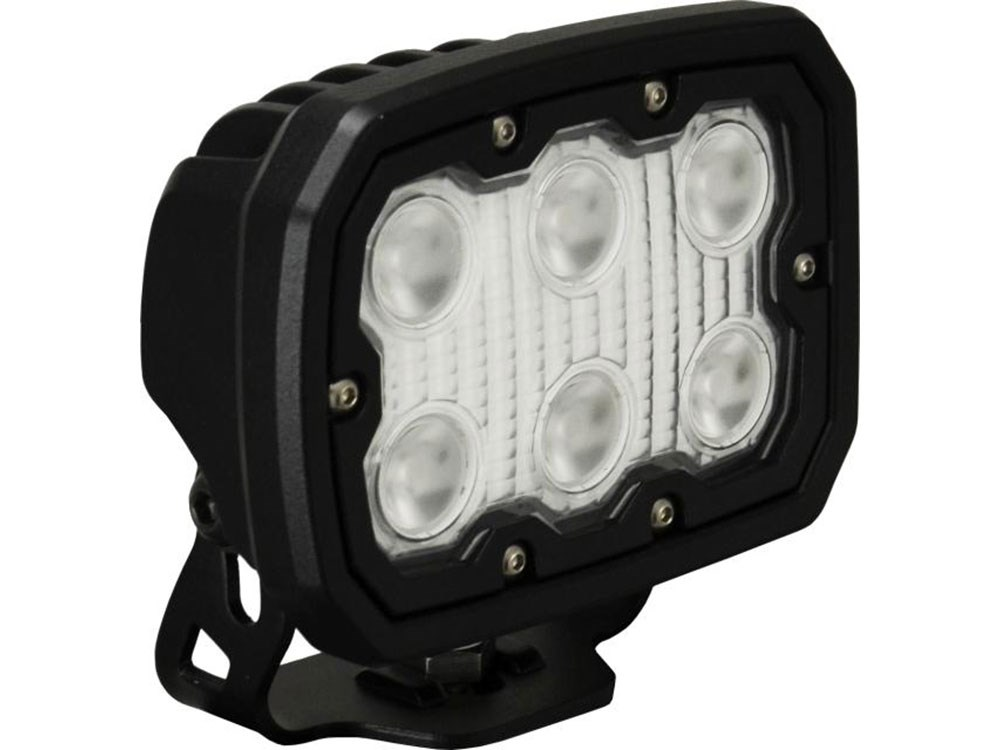 DURALUX WORK LIGHT 6 LED 40 DEGREE