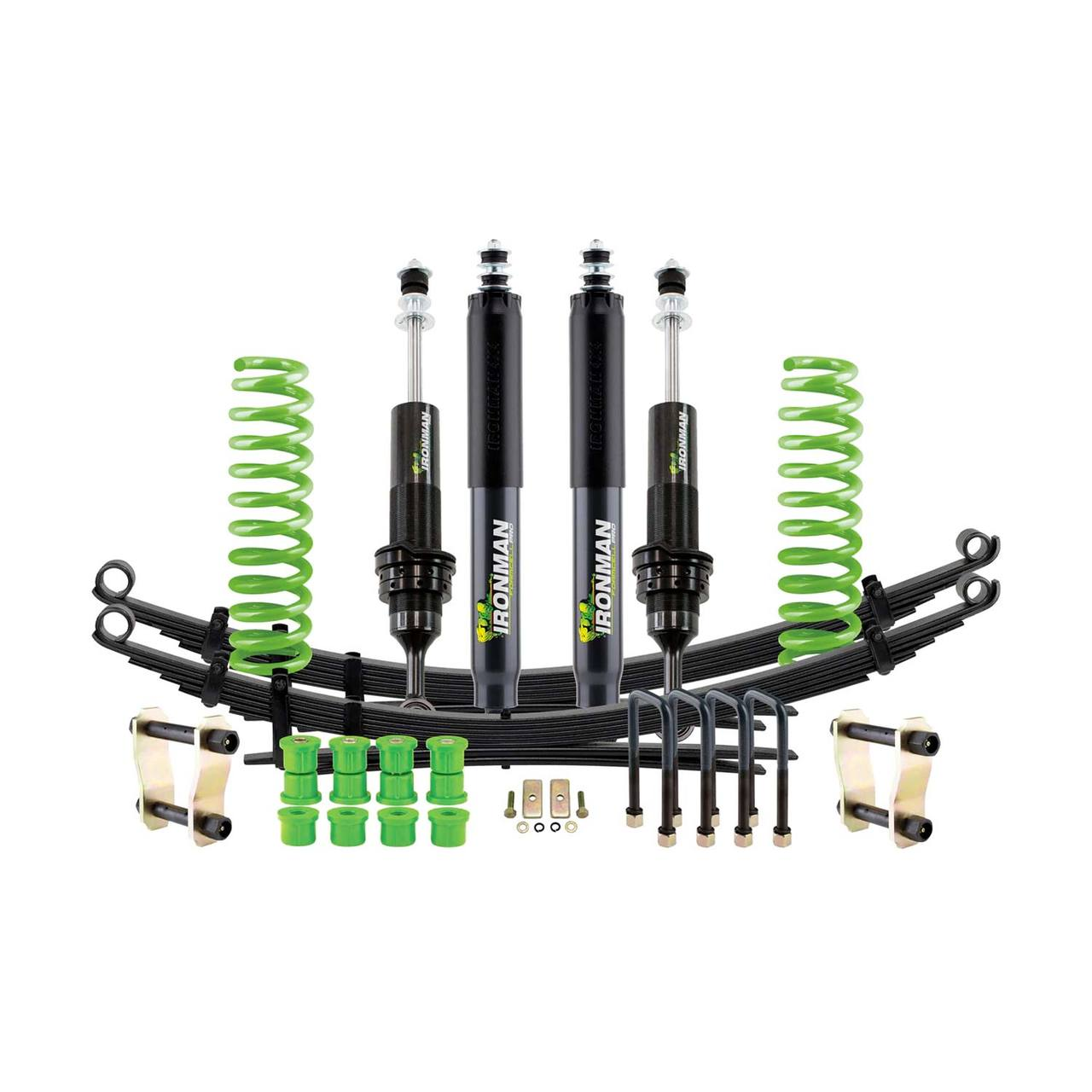 "Ironman 4x4 FOAM CELL PRO 3"" SUSPENSION KIT Tundra 2007+"