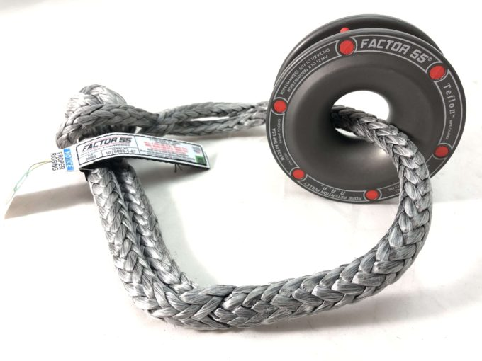Factor 55 Rope Retention Pulley - Ships Free