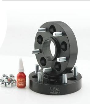 "G2 Wheel Spacer Kit 1.25"" Hub Centric"