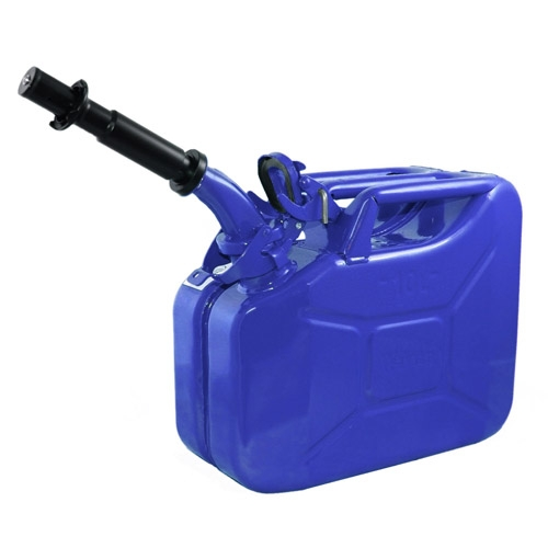 Wavian Blue 10 Liter Steel Can - 1 Can