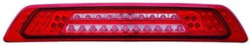 IPCW Tundra Ruby Red 3rd Brake Light, LED 2007-2009
