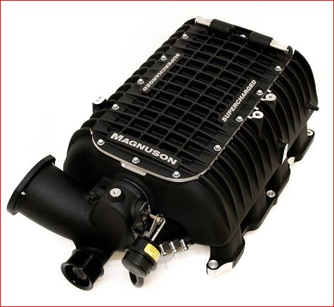 Magnuson Supercharger! 07-14 Tundra 5.7 FLEX FUEL