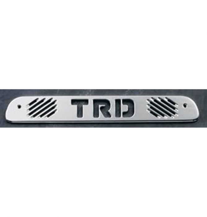 AMI TRD 3rd Brake Light Cvr-Polished '07-17