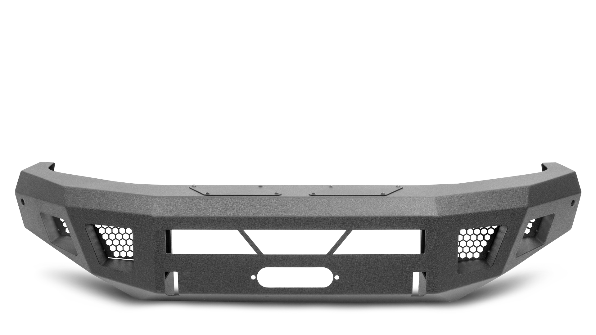 Body Armor Tundra Eco Series Front Winch Bumper 2014-2019