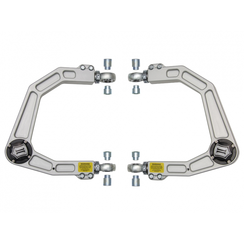 Icon Tundra Delta Joint Billet Aluminum Upper Control Arm Kit