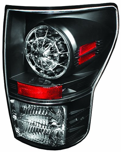 IPCW Tundra Bermuda Black LED Tail Lights 2007-2013