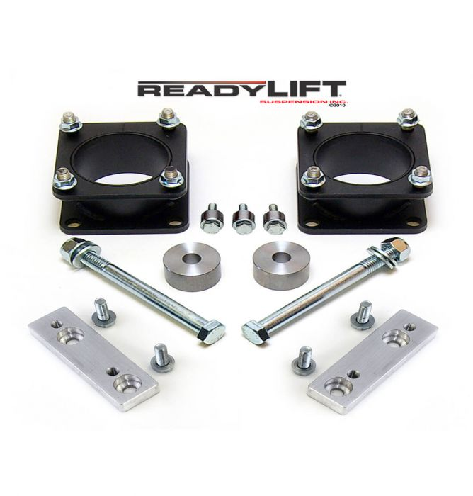 ReadyLift 3'' Front Leveling Kit - Toyota Tundra TRD / SR5 Rock Warrior 2007+