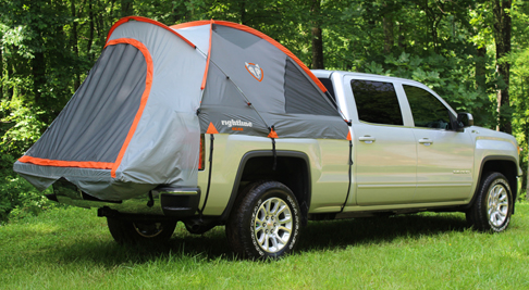 Rightline Gear Tundra Full Size Long Bed Truck Tent (8') - Ships Free