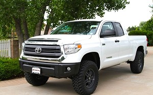 BOSS Ultimate lift for '07 & Up Tundra