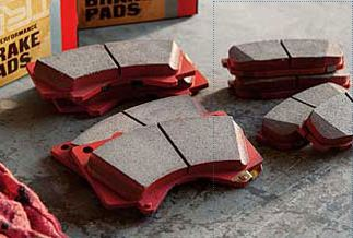 TRD Performance Brake Pads, Rear