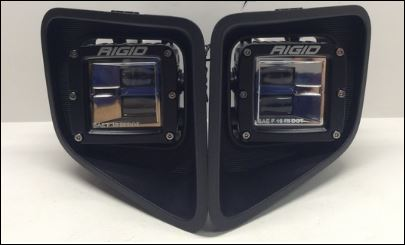 TRD Pro Rigid Fog Light Kit for Tundra 2014+